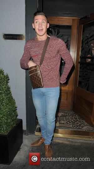 Kirk Norcross Kirk Norcross arriving at the TOWIE Christmas Party, held at Groucho Club in Soho.London, England - 18.12.12...