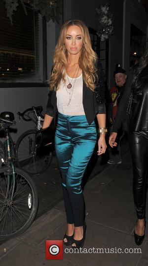 Lauren Pope and Groucho Club