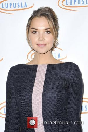 Arielle Kebbel  10th Annual Lupus LA Hollywood Bag Ladies Luncheon at the Beverly Wilshire Four Seasons Hotel Beverly Hills,...