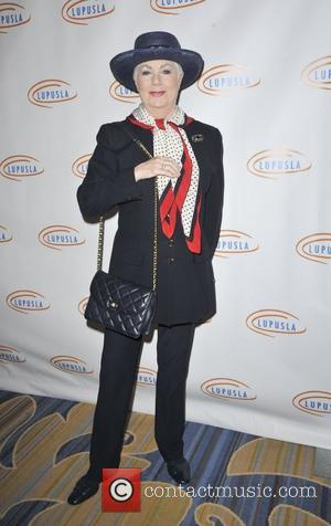 Shirley Jones  10th Annual Lupus LA Hollywood Bag Ladies Luncheon at the Beverly Wilshire Four Seasons Hotel Beverly Hills,...