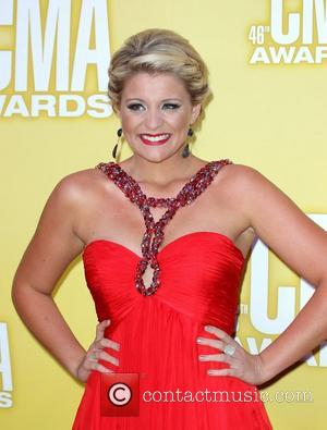 Lauren Alaina 46th Annual CMA Awards Inside Bridgestone Arena In Nashville Tennessee, USA - 01.11.12