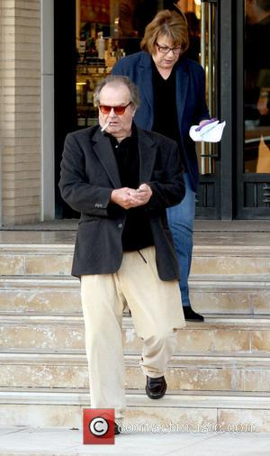 Jack Nicholson Jack Nicholson leaving Barneys New York in Beverly Hills with a cigarette  Featuring: Jack Nicholson Where: Los...