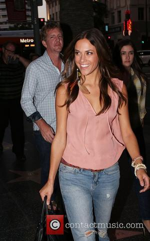 Jana Kramer The One Tree Hill Star turned Country Music Singer arrives at Katsuya restaurant Los Angeles, California - 10.07.12