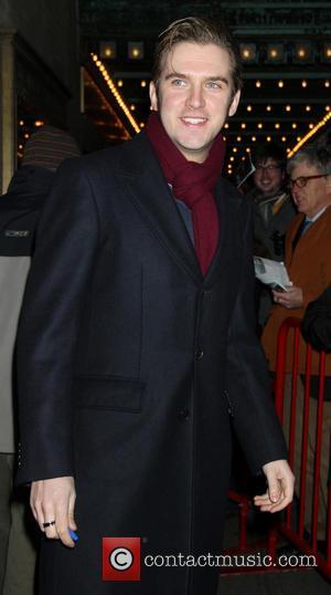 Dan Stevens Jan 01, 2013 Dan Stevens signing at the Walter Kerr Theatre for her Broadway play The Heiress in...