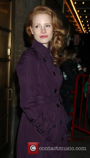 Jessica Chastain Snubbed Assistant In Early Days Of Career