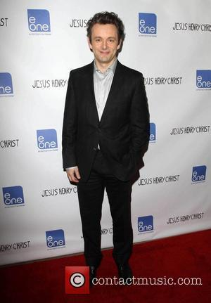 Michael Sheen Jesus Henry Christ Los Angeles Premiere Held at Mann Chinese 6 Hollywood, California - 18.04.12