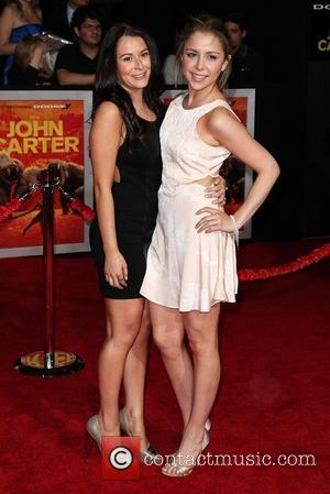 Alexa Vega and Makenzie Vega