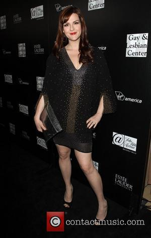 Sara Rue The Los Angeles Gay and Lesbian Center Honors Rachel Zoe Benefiting Homeless Youth Services held at The Sunset...