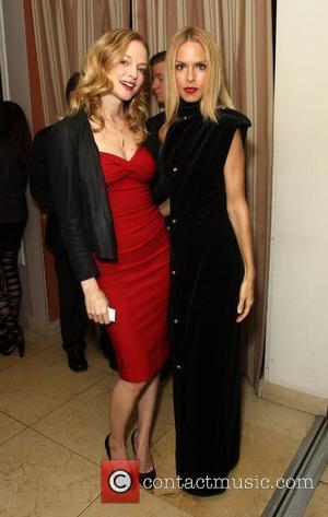 Heather Graham and Rachel Zoe
