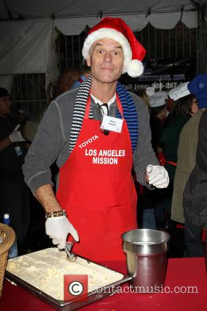 Harry Hamlin Los Angeles Mission Christmas Eve For The Homeless  Featuring: Harry Hamlin Where: Los Angeles, California, United States...