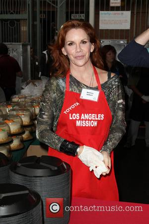 Melissa Gilbert Los Angeles Mission Christmas Eve For The Homeless  Featuring: Melissa Gilbert Where: Los Angeles, California, United States...