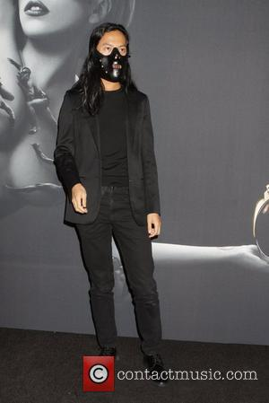 Alexander Wang Lady Gaga 'Fame' Fragrance Launch at the Guggenheim Museum  New York City, USA - 13.09.12
