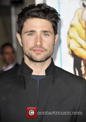 Matt Dallas and Grauman's Chinese Theatre
