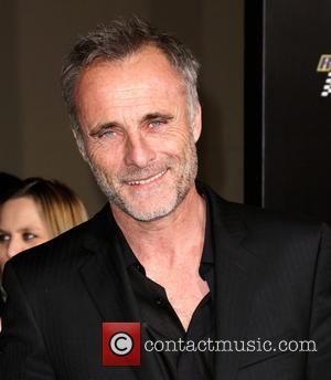 Timothy V. Murphy and Grauman's Chinese Theatre