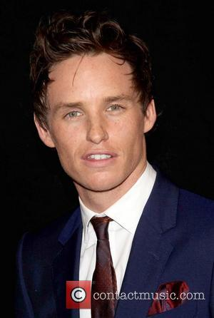 Eddie Redmayne and Ziegfeld Theatre