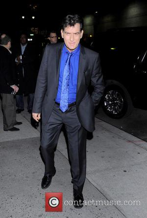 Charlie Sheen Offered To Pay For Lindsay Lohan's Styling At Amfar Bash