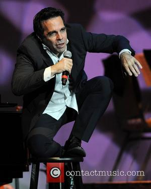 Mario Cantone and Hard Rock Hotel And Casino