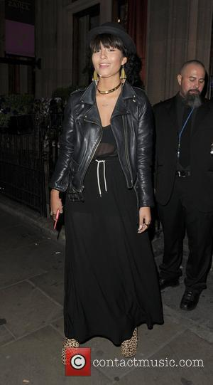 Yasmin out and about in Mayfair. London, England - 20.07.12