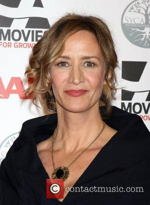 Janet McTeer  AARP's 11th Annual Movies For Grownups Awards at the Beverly Wilshire Hotel Los Angeles, California - 06.02.12