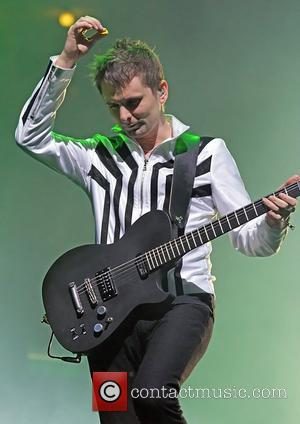 Matt Bellamy and Muse