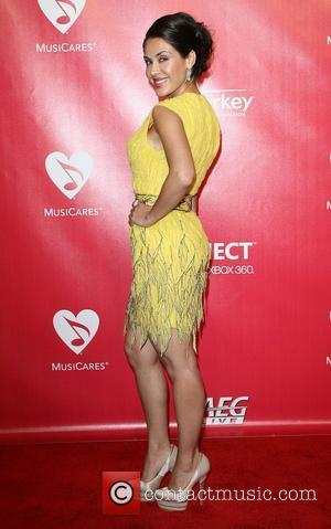 Carla Ortiz 2012 MusiCares Person Of the Year Gala Honoring Paul McCartney held at the Los Angeles Convention Center Los...