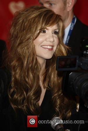 Alison Krauss 2012 MusiCares Person Of the Year Gala Honoring Paul McCartney held at the Los Angeles Convention Center Los...