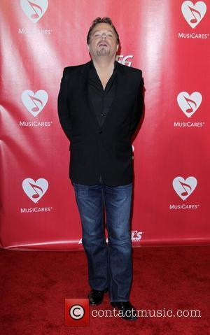Eddie Izzard 2012 MusiCares Person Of the Year Gala Honoring Paul McCartney held at the Los Angeles Convention Center Los...