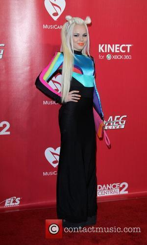 Kerli 2012 MusiCares Person Of the Year Gala Honoring Paul McCartney held at the Los Angeles Convention Center Los Angeles,...