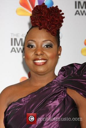 Ledisi Anibade Young The 43rd Annual NAACP Awards at The Shrine Auditorium - Arrivals Los Angeles, California - 17.02.12