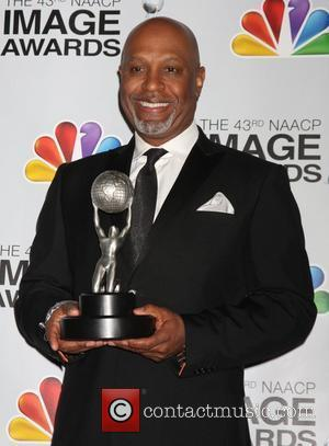 James Pickens Jr The 43rd Annual NAACP Awards at The Shrine Auditorium - Press Room Los Angeles, California - 17.02.12