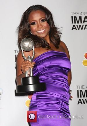 Keshia Knight Pulliam The 43rd Annual NAACP Awards at The Shrine Auditorium - Press Room Los Angeles, California - 17.02.12