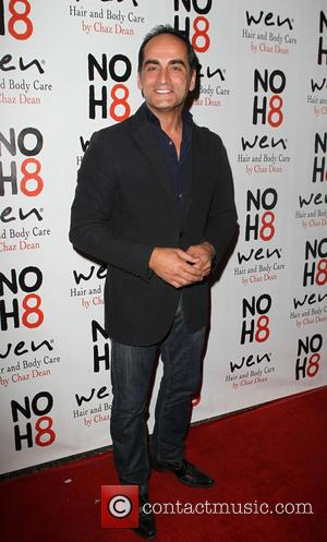 Navid Negahban NOH8 Celebrity Studded 4th Anniversary Party at Avalon - arrivals  Featuring: Navid NegahbanWhere: Hollywood, California, United States...