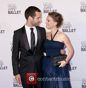 Benjamin Millepied, Natalie Portman 2012 New York City Ballet's Spring Gala at the David H. Koch Theater, Lincoln Center New...