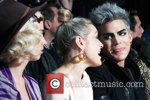 Adam Lambert and New York Fashion Week