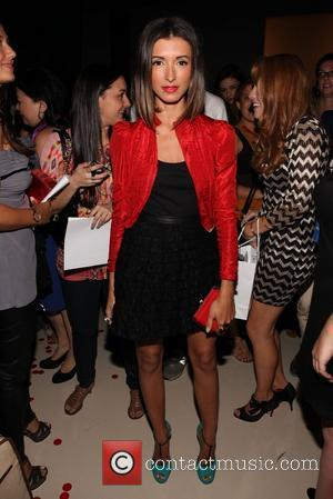 India de Beaufort Mercedes-Benz New York Fashion Week Spring/Summer 2013 - Emerson - Front row New York, NY - 09.09.12