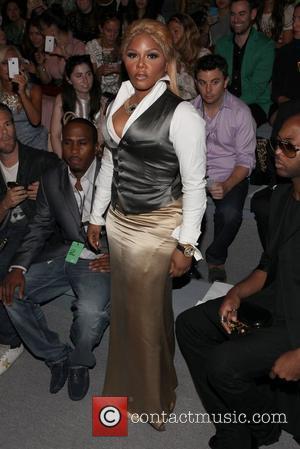 Lil Kim and New York Fashion Week