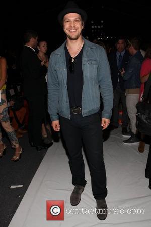 Gavin Degraw and New York Fashion Week