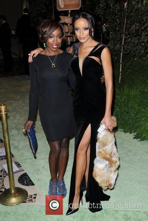 Estelle and Selita Ebanks