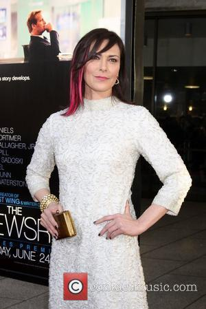 Michelle Forbes  HBO's The Newsroom Los Angeles Premiere at Cinerama Dome Los Angeles, California - 20.06.12