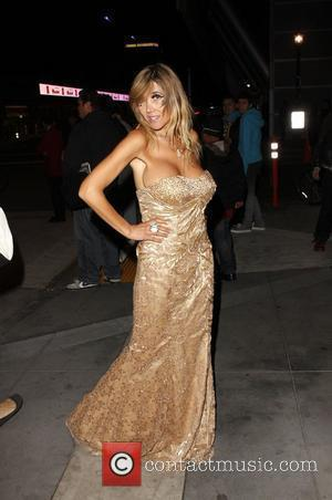 Russian singer, Nadeea  2012 People's Choice Awards held at Nokia Theatre L.A. Live - Departures Los Angeles, California -...