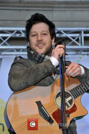 Matt Cardle  BBC Children In Need's Pudsey Street - photocall at the New Piazza, Covent Garden London, England -...