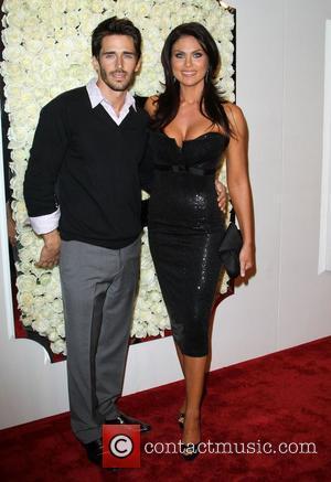 Brandon Beemer and Nadia Bjorlin