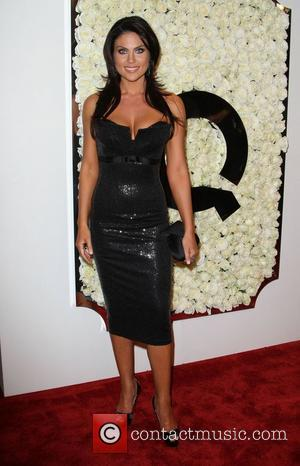 Nadia Bjorlin QVC presents The Buzz red carpet cocktail party held at The Four Seasons Hotel - Arrivals Los Angeles,...