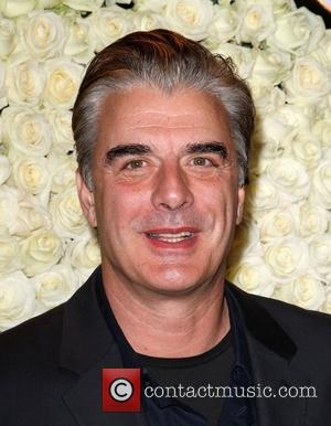 Chris Noth QVC presents The Buzz red carpet cocktail party held at The Four Seasons Hotel - Arrivals Los Angeles,...