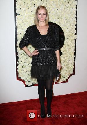 Meredith Monroe QVC presents The Buzz red carpet cocktail party held at The Four Seasons Hotel - Arrivals Los Angeles,...