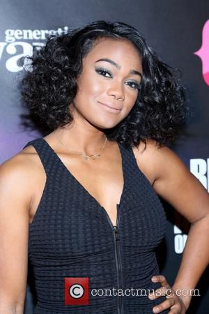 Tatyana Ali Cries To Keep Fit