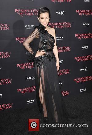 Li Bingbing   Resident Evil: Retribution - Los Angeles Premiere - Arrivals  Los Angeles, California - 12.09.12