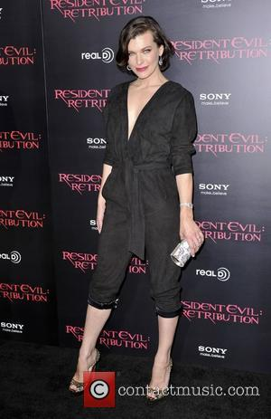 Cult Sci-Fi Actress Milla Jovovich Ruling Us Box Office With 'Resident Evil 5'