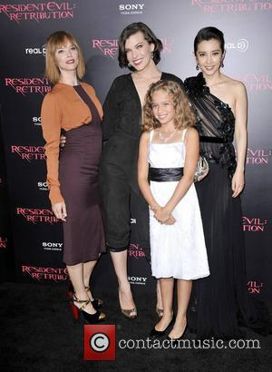 Sienna Guillory, Aryana Engineer, Li Bingbing and Milla Jovovich