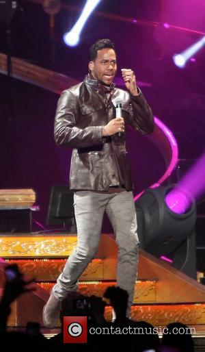 Romeo Santos performing live in concert at Madison Square Garden New York City, USA - 23.02.12